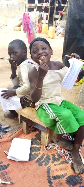 education with a smile,leave no child behind